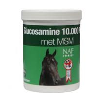 NAF Glucosamine 10.000 +MSM | Stalapotheek.nl